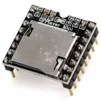 Модуль аудио DFPlayer YX5200 MicroSD MP3