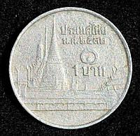 Монета Таиланда 1 бат 2004 г.