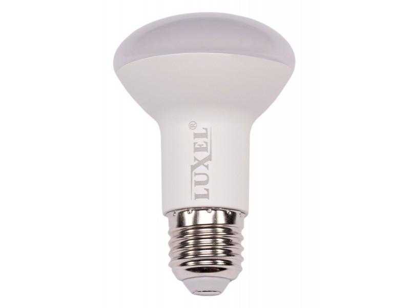Светодиодная лампа Luxel R63 8W 220V E27 (033-N 8W)