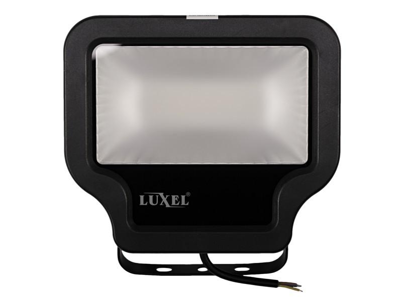 Светодиодный прожектор Luxel 165х166х65мм 220-240V 30W IP65 (LED-LP-30-C 30W)