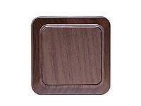 Наружный выключатель Luxel OPERA (2902) вишневый
