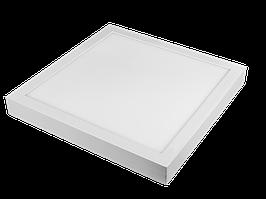 LED-панель Luxel накладная 160х160х28мм 220-240V 12W  IP20 (SDLS-12N 12W)