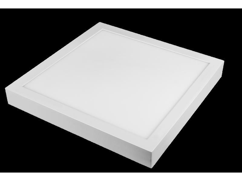 LED-панель Luxel накладная 210х210х28мм 220-240V 18W IP20 (SDLS-18N 18W)