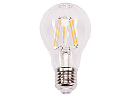 Филаментная светодиодная лампа Luxel 072-N 7W E27 4000K 880 lm 8 нитей (072-N 7W)
