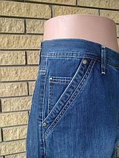 Джинсы мужские брендовые коттон больших размеров GEUS, Турция, фото 2