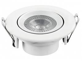 Светодиодный светильник Luxel 90х45мм 220-240V 5W IP20 (DL-5N 5W)