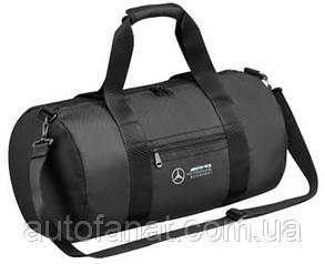 Оригинальная спортивная сумка Mercedes F1 Sports Bag, Black (B67995498)
