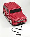 Оригинальный детский чемодан Mercedes-Benz Suitcase, Children, Red/Black (B66954102), фото 2