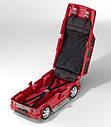 Оригинальный детский чемодан Mercedes-Benz Suitcase, Children, Red/Black (B66954102), фото 3