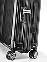 Чемодан для ручной клади Mercedes-Benz Suitcase, Lite Cube, Spinner 55, Black, by Samsonite (B66958486), фото 2