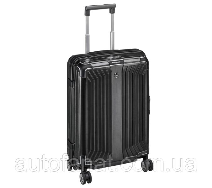 Чемодан Mercedes-Benz Suitcase, Lite Cube, Spinner 69, Black, by Samsonite (B66958487)
