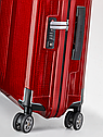 Оригинальный чемодан Mercedes-Benz Suitcase, Lite Cube, Spinner 75, Hyacinth Red, by Samsonite (B66958491), фото 2