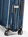Чемодан для ручной клади Mercedes-Benz Suitcase, Lite Cube, Spinner 55, Denim Blue, by Samsonite (B66958483), фото 2