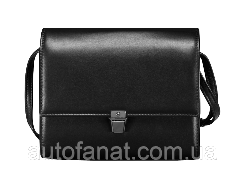 Оригинальная сумка Mercedes-Benz Shoulder Bag, Black, Leather, by Bree (B66954156)