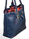Оригинальная женская сумка Mercedes-Benz Handbag, Blue, Polyurethane (B66953729), фото 2