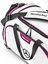 Спортивная сумка Mercedes-Benz Golf Sports Bag, White/Plum, артикул B66450154, фото 2