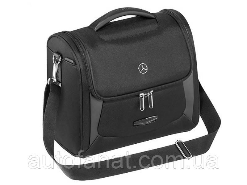 Оригинальный дорожный несессер Mercedes-Benz Vanity Suitcase, Samsonite, Black (B66958460)