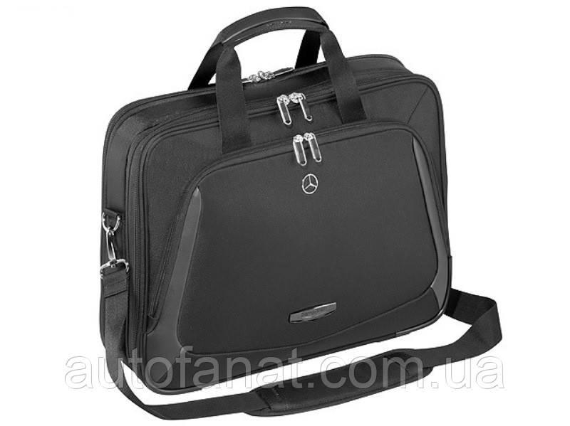 Оригинальная сумка для ноутбука Mercedes-Benz Laptop Bag, Samsonite, Black (B66958462)