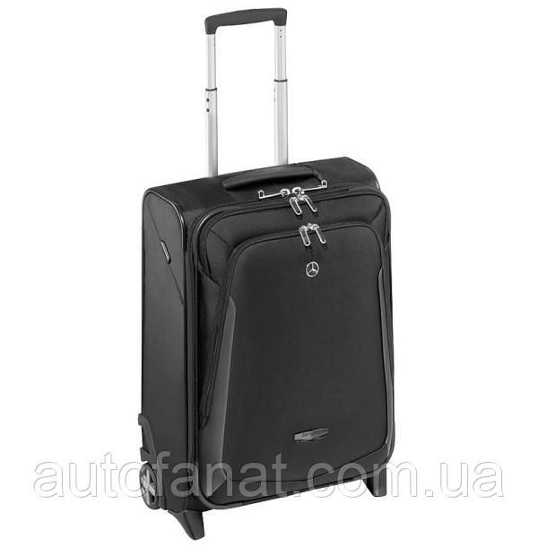 Оригинальный туристический чемодан Mercedes X´Blade Suitcase Upright 55, Black (B66958455)