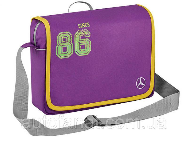 Оригинальная детская сумка Mercedes Girls' Cross-body Bag, Purple Lemon (B66958433)