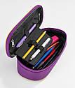 Оригинальный детский пенал Mercedes-Benz Pencil Case, Kids, Purple Lemon (B66958431), фото 2