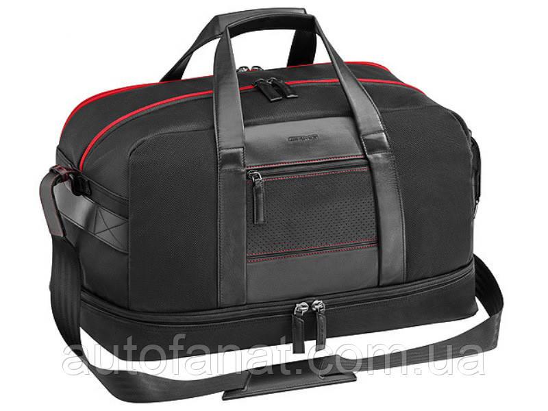 Оригинальная дорожная сумка Mercedes-Benz Weekend Bag, AMG, Black/Red (B66954554)