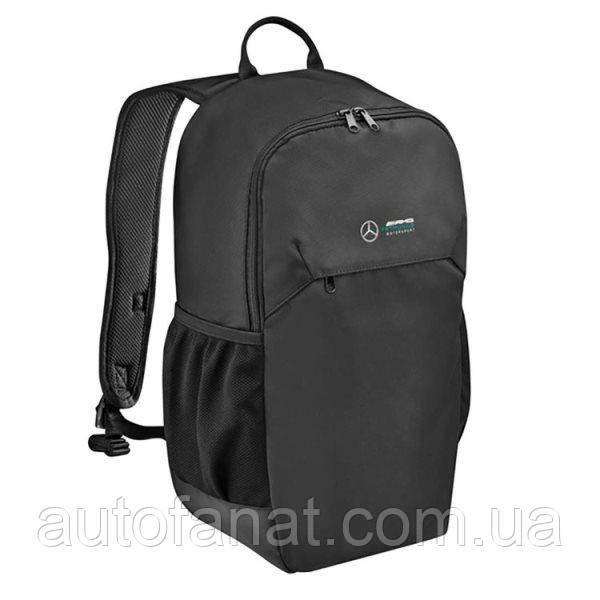 Оригинальный рюкзак Mercedes AMG Petronas Motorsport Rucksack, Black (B67995499)