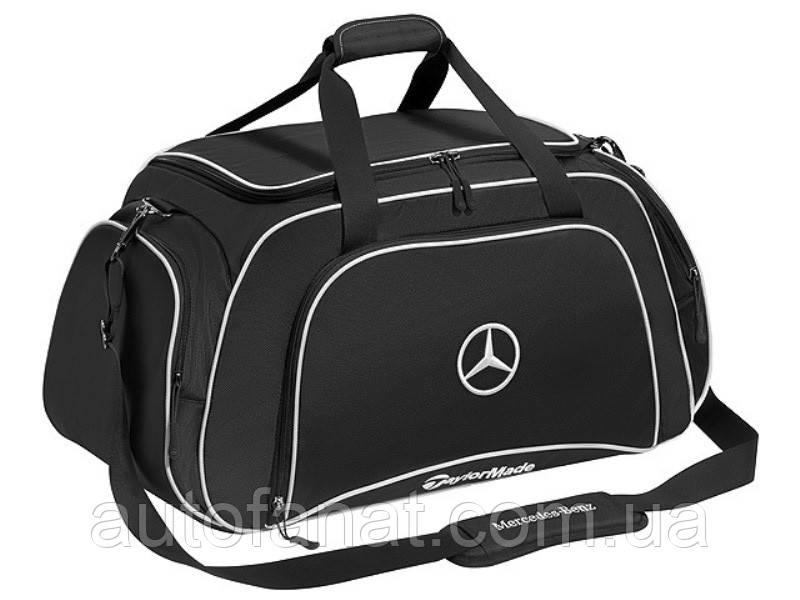 Оригинальная спортивная сумка для гольфа Mercedes-Benz Golf Sports Bag Black (B66450104)