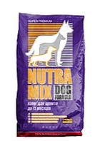 Nutra Mix PUPPY (Нутра Микс) корм для щенков всех пород 7.5 кг
