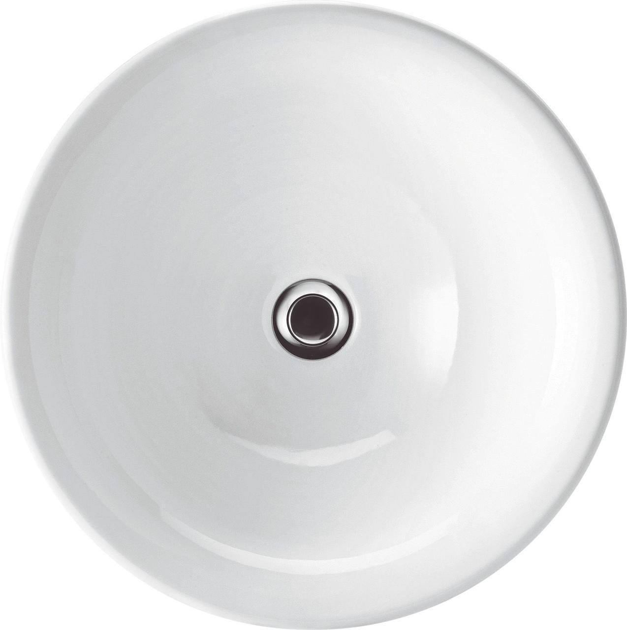 Умывальник мебельный Cersanit INTEO 47 круглый