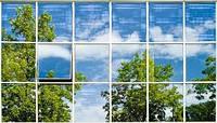 Мойка  витрин, фасадов, рекламных вывесок