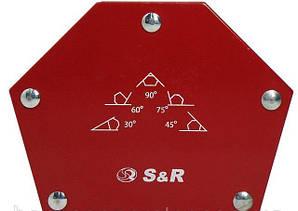 Сварочный магнит пятиугольныйS&R