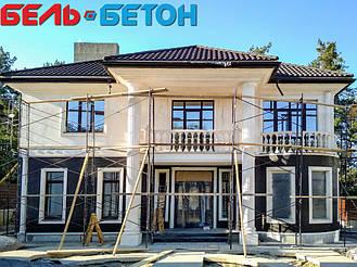Балясины на Крюковщине | Балюстрада бетонная в Киевской области 5