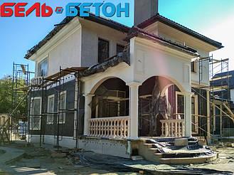 Балясины на Крюковщине | Балюстрада бетонная в Киевской области 9