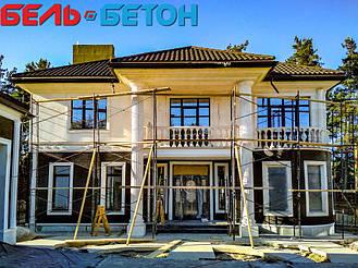 Балясины на Крюковщине | Балюстрада бетонная в Киевской области 10