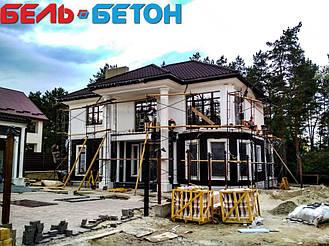Балясины на Крюковщине | Балюстрада бетонная в Киевской области 2