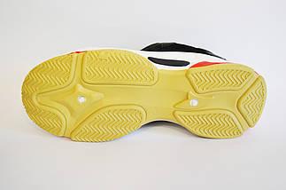 Кроссовки женские черные Sopra 806, фото 3