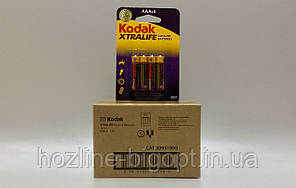Kodak XTRALIFE БЛИСТЕР LR03 (AAА)  4 x 10 = 40 шт.