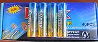 Батарейки Kулак LR6 AА alkaline, фото 1