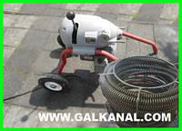 Машина для прочистки канализаций и труб RIDGID К-1500, фото 1