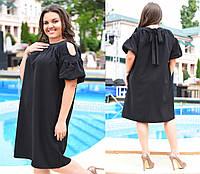 Женское платье креп 46-58, фото 1