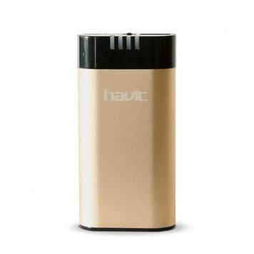 Портативное зарядное устройство Havit HV-PB830  golden