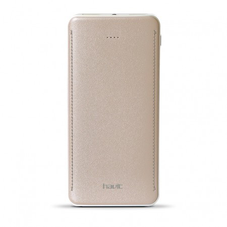 Портативное зарядное устройство HAVIT HV-PB005X biege