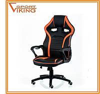 Кресло Special4You Game black/orange, фото 1