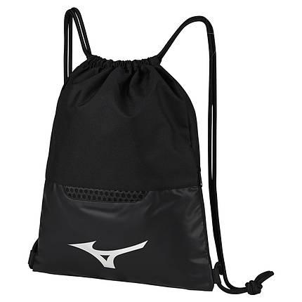 Спортивная сумка-мешок Mizuno Style Draw Bag 33GD8008-09, фото 2