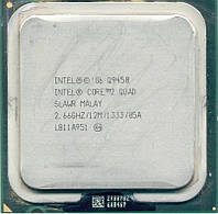 Процессор Intel Core 2 Quad Q9450 2.66GHz/12M /1333. LGA775 Гарантия +Паста.