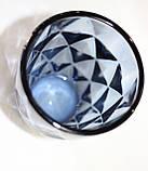 Стакан для напитков, синий, стеклянный, 250 мл, фото 3