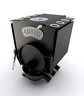 Печь отопительная варочная Новаслав  Calgary lux ПО-Б 00 ЧК с чугунной конфоркой