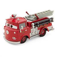 Тачки Red Die Cast Fire Engine (Пожарный Ред из мультфильма Тачки) Оригинал Дисней