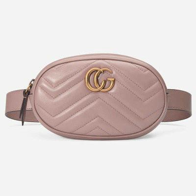 Женская поясная сумка в стиле  Gucci (Гуччи)